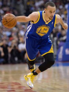 Why Steph Curry should be season's MVP